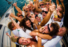Catamaran & Paella pour mon EVJF à Mallorca | Enterrement de vie de jeune fille | idée evjf | idée enterrement de vie de jeune fille | activité evjf |activité enterrement de vie de jeune fille