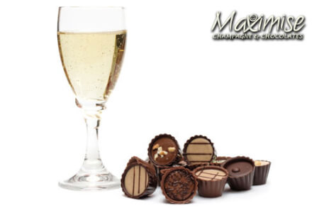 Champagne & Chocolates Birmingham for your maximise hen party