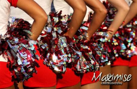 Cheerleading Hen Party Leeds for my Leeds(Maximise) Hen Party | Maximise Hen Weekends
