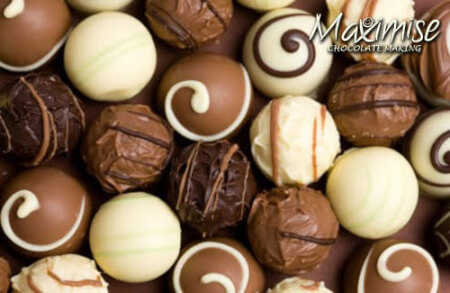 Hen Chocolate Tasting in York for your hen party with hen maximise