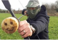 Combat Archery Birmingham Birmingham For your Maximise Stag Party