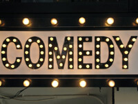 Comedy Club with Meal Cardiff for your maximise stag party