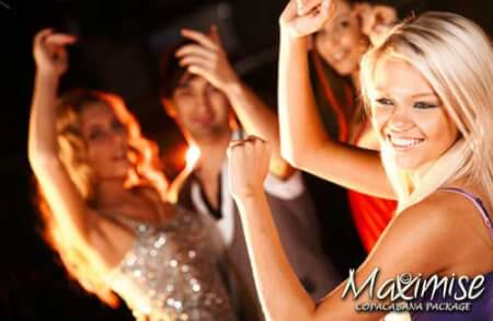Copacabana Package for my Chester(Maximise) Hen Party | Maximise Hen Weekends