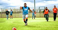 Crazy Football  pour mon EVG à Dublin | Enterrement de vie de garçon | idée enterrement de vie de garçon | activité enterrement de vie de garçon | idée evg | activité evg