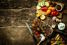 Dîner Barbecue pour mon EVG à Val de Loire | Enterrement de vie de garçon | idée enterrement de vie de garçon | activité enterrement de vie de garçon | idée evg | activité evg