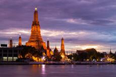 Dîner Croisière pour mon EVG à Bangkok | Enterrement de vie de garçon | idée enterrement de vie de garçon | activité enterrement de vie de garçon | idée evg | activité evg