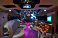 Dinner, Limo & Club