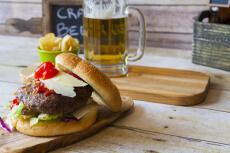 Dinner - Sport Bar für meinen JGA in Poznan    Junggesellenabschied