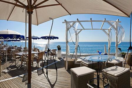 Dinner am Strand für meinen JGA in Nice | Junggesellenabschied