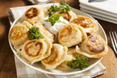 Dinner Pierogi für meinen JGA in Poznan    Junggesellenabschied