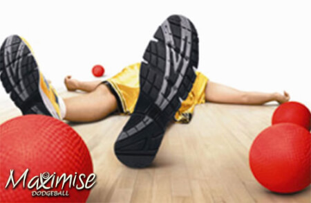 Dodgeball Leeds for my Leeds(Maximise) Stag Do | Maximise Stag Weekends