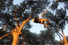 Erlebnispark für meinen JGA in Rome | Junggesellenabschied