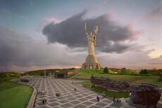 Expérience communiste pour mon EVG à Kiev