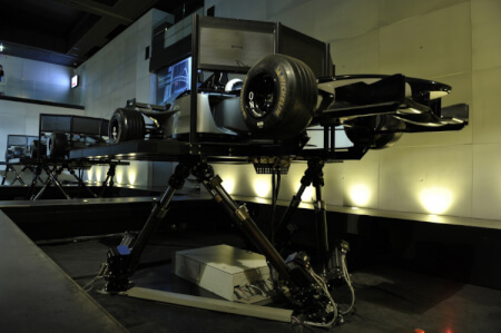 F1 Simulator für meinen JGA in Nice | Junggesellenabschied