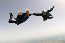 Fallschirm Springen für meinen JGA in Zagreb | Junggesellenabschied