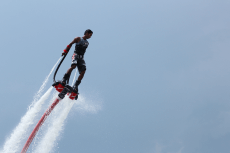 Flyboard  for my Barcelone Stag Do | Maximise Stag Weekends