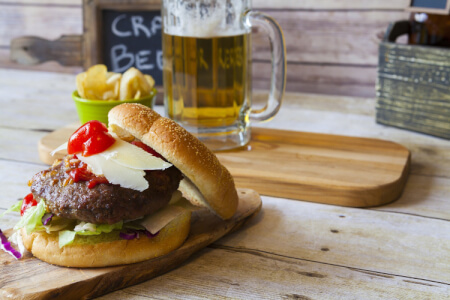 Burger & Strip for my Frankfurt Stag Do | Maximise Stag Weekends