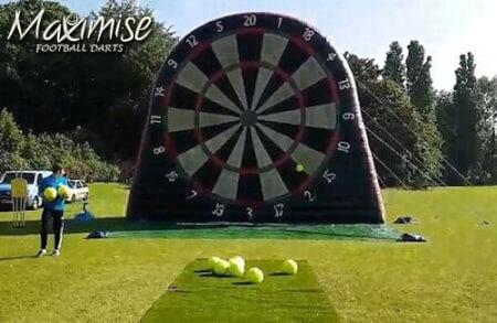 Football Darts Glasgow