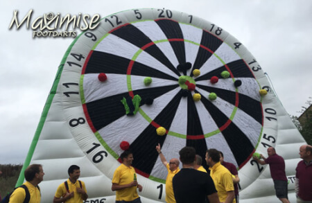 Footdarts for my Cardiff(Maximise) Stag Do | Maximise Stag Weekends