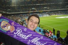 Fußballspiel - Real Madrid für meinen JGA in Madrid | Junggesellenabschied