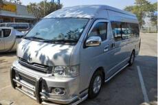 Funky Minivan für meinen JGA in Bangkok | Junggesellenabschied