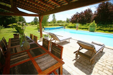 Gite avec piscine  pour mon EVG à Val de Loire | Enterrement de vie de garçon | idée enterrement de vie de garçon | activité enterrement de vie de garçon | idée evg | activité evg