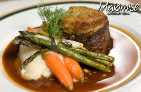 Gourmet Meal Stag Leeds