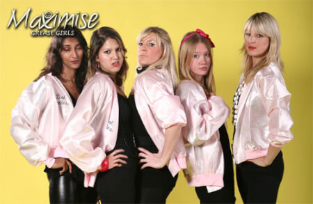 Grease Girls Experience for my Leeds(Maximise) Hen Party | Maximise Hen Weekends