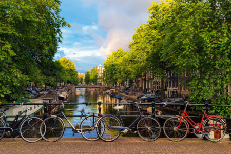Guided Bike Tour  for my Amsterdam Hen Party | Maximise Hen Weekends