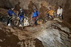 Höhlen Bike Tour für meinen JGA in Ljubljana | Junggesellenabschied