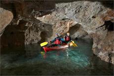 Höhlen Kajak Tour für meinen JGA in Ljubljana | Junggesellenabschied