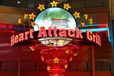 Heart Attack Grill für meinen JGA in Las Vegas | Junggesellenabschied