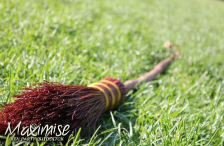 Hen Party Quidditch cardiff for your maximise hen party