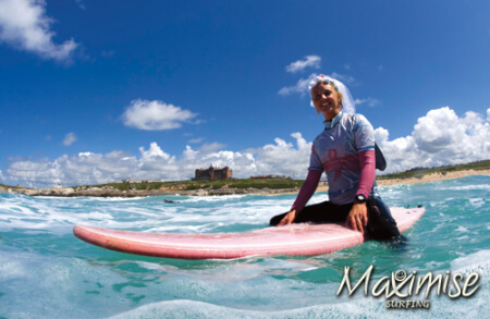 Hen Surfing Tenerife