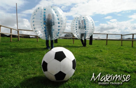 Hen Weekend Bubble Trouble Liverpool for my Liverpool Hen Party | Maximise Hen Weekends