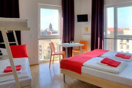 Hostel Accommodation  for my Bratislava Stag Do | Maximise Stag Weekends