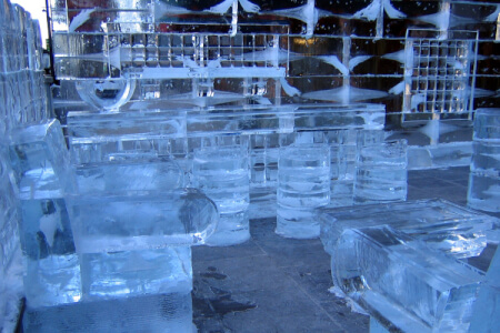 Ice Bar for my Paris Stag Do | Maximise Stag Weekends