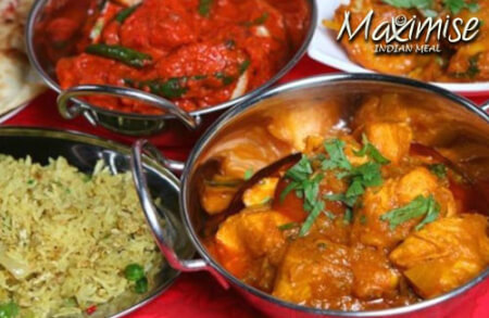 Indian Meal Edinburgh