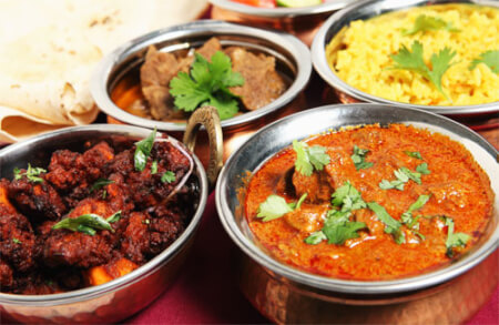 Indian meal Birmingham for your maximise stag party
