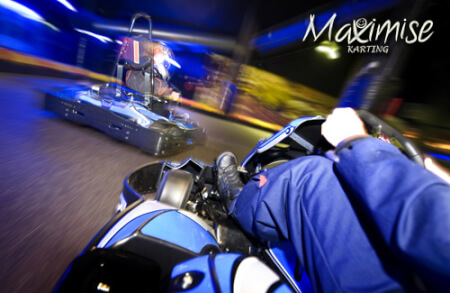 Indoor Karting for my Bournemouth Stag Do   Maximise Stag Weekends