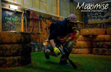 Indoor Paintball for my Newcastle Stag Do | Maximise Stag Weekends