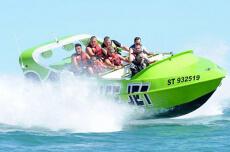 Jet Boat pour mon EVJF à Albufeira | Enterrement de vie de jeune fille | idée evjf | idée enterrement de vie de jeune fille | activité evjf |activité enterrement de vie de jeune fille