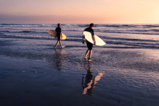 Journée de Surf  pour mon EVG à San Sebastian | Enterrement de vie de garçon | idée enterrement de vie de garçon | activité enterrement de vie de garçon | idée evg | activité evg