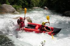 Kanu-Rafting für meinen JGA in Nice | Junggesellenabschied