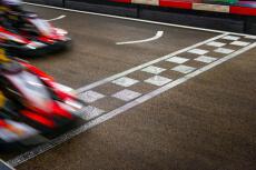 Kart fahren (Indoor) für meinen JGA in Madrid | Junggesellenabschied