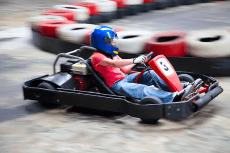 Kart fahren Outdoor für meinen JGA in Zagreb | Junggesellenabschied