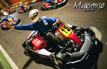 Stag Karting Edinburgh