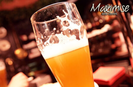 Bar & Pub Pass for my Liverpool Stag Do | Maximise Stag Weekends