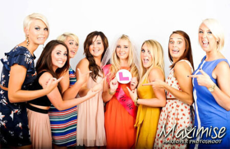 Makeover & Photoshoot for my Liverpool Hen Party | Maximise Hen Weekends