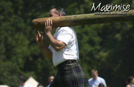 Mini Highland Games Edinburgh for my Edinburgh(Maximise) Hen Party | Maximise Hen Weekends